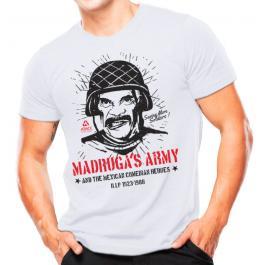 Camiseta Atack Madruga's Army