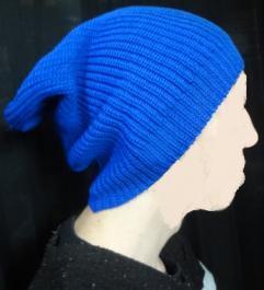 Touca Beanie Azul