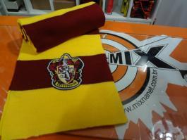 Cachecol Grifinória (Gryffindor - Harry Potter)
