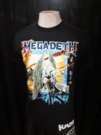 Camiseta Megadeth PP