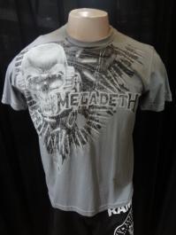 Camiseta Megadeth PP II