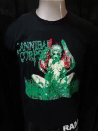 Camiseta Canibal Corpse P