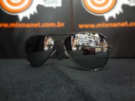 Óculos Aviador Espelhado Prata I