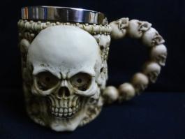 Caneca Cranio I