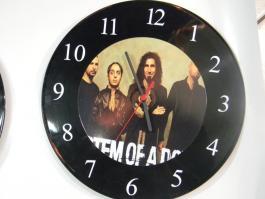 Relógio  System of a Down