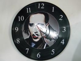 Relógio  Marilyn Manson