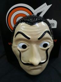 Máscara Dalí, La Casa de Papel