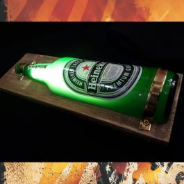 Luminária Led Heineken