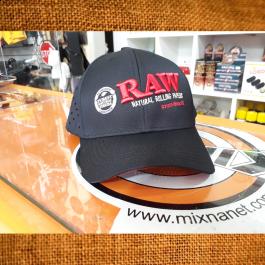 Boné Raw #Rawlife Preto