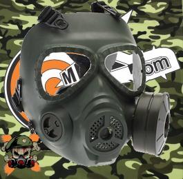 Máscara Airsoft Gás