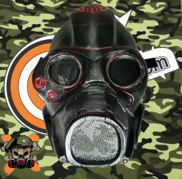 Máscara Airsoft Pós Apocalíptica