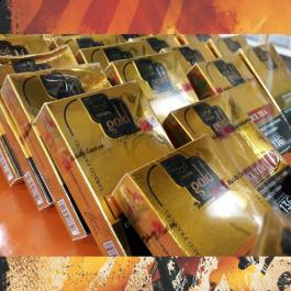 Essência Al Waha Gold Premium 50g Diversos Sabores