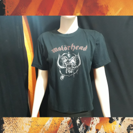 Camiseta Baby Look Motorhead