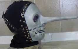 Máscara Slipknot Crhis Branca