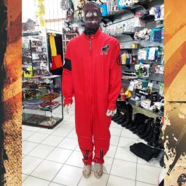 Macacão Slipknot Iowa Vermelho Tam. G