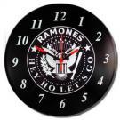 Relógio Ramones Vinil