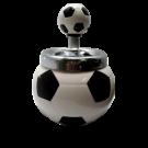 Cinzeiro em cerâmica forma de bola