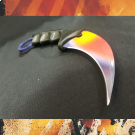 Faca Karambit CS GO Paint Rainbow