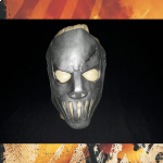 Máscara Mick Thomson Slipknot Vol. 3: (The Subliminal Verses)