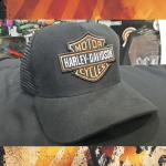 Boné trucker Harley Davidson